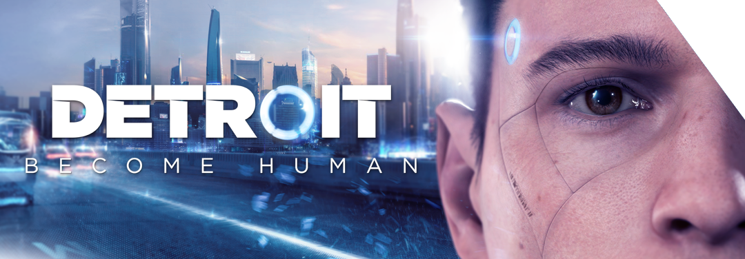 Detroit: Become Human is now available on PC!